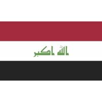 Autocollant Drapeau Irak