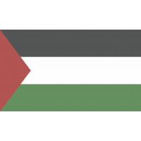 Autocollant Drapeau Palestine