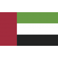 Autocollant Drapeau Émirats Arabes Unis