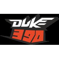 Sticker KTM 390 DUKE