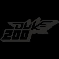 Sticker KTM 200 Duke (2)