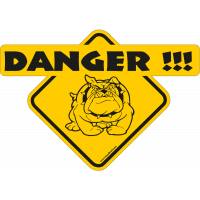 danger chien mechant