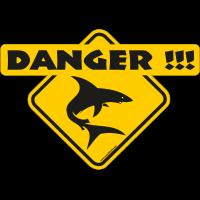 danger requin
