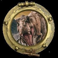 Sticker Hublot Dinosaure T Rex 2