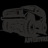 Sticker 4x4 Adventure