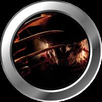 Sticker Hublot Halloween Horror Freddy