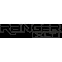 Sticker Ford Ranger Xlt