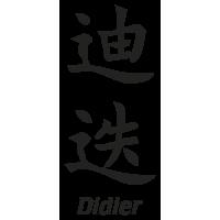 Prenom Chinois Didier