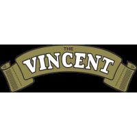 Sticker MOTO VINCENT Logo (2)