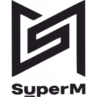 Sticker Super M