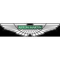 Sticker ASTON MARTIN Logo 2