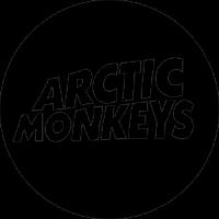 Sticker Arctic Monkeys 2
