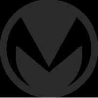Sticker MALAGUTI Logo Rond