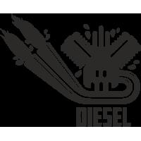 Sticker 4x4 Diesel