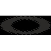 Sticker Oakley logo 2