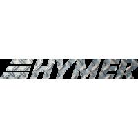 Sticker HYMER Metal