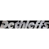 Sticker DETHLEFFS Vintage 2