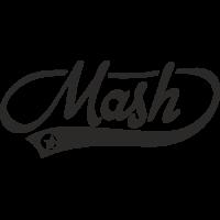 Sticker MOTO MASH Logo (3)
