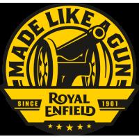 Sticker MOTO ROYAL ENFIELD Logo (2)