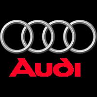 Sticker Logo Audi Couleur