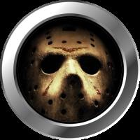 Sticker Hublot Halloween Horror  Jason