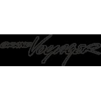 Sticker Chrysler Grand Voyager