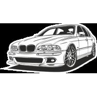 Sticker BMW Car 10