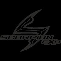 Sticker Scorpion Exo Helmet