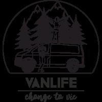 Sticker Van Life change ta vie