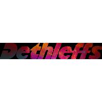 Sticker DETHLEFFS Custom 4