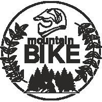 Sticker Déco Baril Vélo