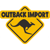 Sticker OUTBACK IMPORT