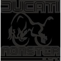Sticker Ducati Monster Desmo