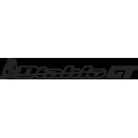 Sticker LAMBORGHINI DIABLO GT