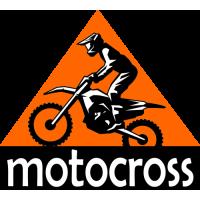 Sticker Motocros 2