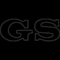 Sticker VESPA GS