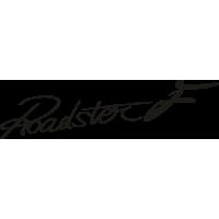 Sticker PAGANI ROADSTER F