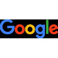 Sticker Google logo