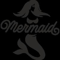 Sticker Mermaid
