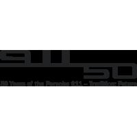 Sticker 911 50 ans Porsche