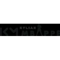 Sticker Kylian Mbappe logo 2