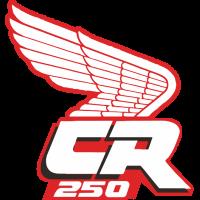Sticker HONDA CR 250 VERSO