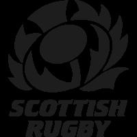 Sticker Scottish Rugby