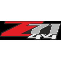 Sticker CHEVROLET Z71 4X4