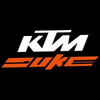Sticker KTM DUKE Logo (2)