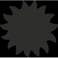 Sticker Soleil Ricard