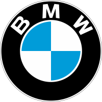 Autocollant Logo Bmw 1