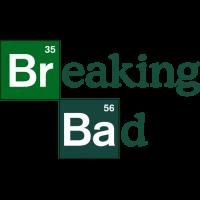 Sticker Breaking Bad logo