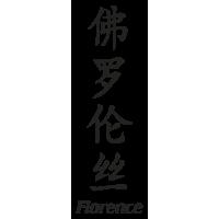 Prenom Chinois Florence