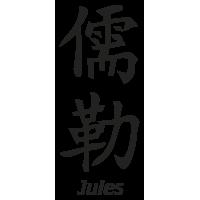 Prenom Chinois Jules